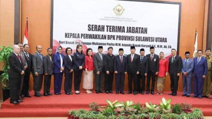 Kepala BPK Sulut Karyadi Janji Bantu Berikan Arahan Agar Bolmong Keluar dari Disclaimer