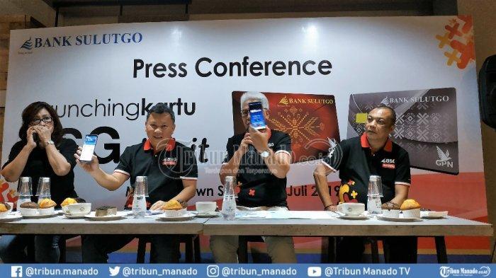 Setelah BSG Debit, Bank SulutGo Tunggu Izin Pusat untuk Tiga Produk BSG Digital Lainnya