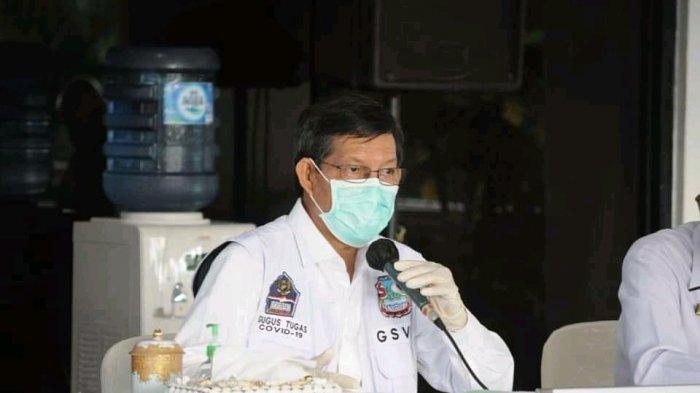 Beredar Kabar Masyarakat Wajib Rapid Test di Hari Pencoblosan, Wali Kota Manado Beri Klarifikasi