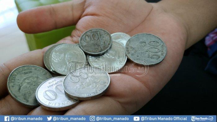 Setiap Bulan BI Pasok 2 Kontainer Uang Logam untuk Sulut