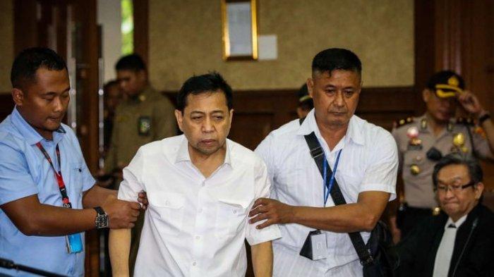 Nama Setya Novanto Ada Dalam Kasus Korupsi di Bakamla