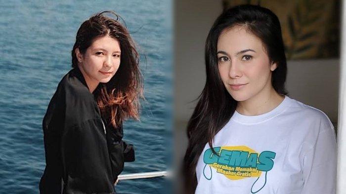 JAWABAN Singkat Wulan Guritno Ketika Shalom Razade Putrinya Ngaku Hamil di Luar Nikah: Ma Aku Hamil