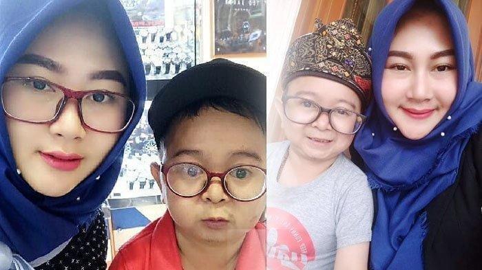 Sosok Shelvie Hana Wijaya Istri Daus Mini, Tiba-tiba Minta Anak Tirinya untuk Tes DNA, Ini Profilnya
