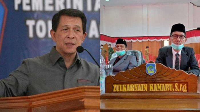 Sinyo Harry Sarundajang Meninggal, Zulkarnain Kamaru:Sulut Kehilangan Sosok Politisi Andal