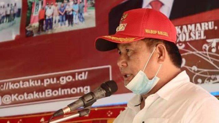 Siap Divaksin, Wabup Deddy Abdul Hamid Minta Masyarakat Bolsel Jangan Mudah Percaya Hoaks