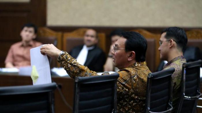 Kisah Penistaan Agama Ahok, Pidato di Kepulauan Seribu, Video Dipotong Buni Yani, Divonis 2 Tahun