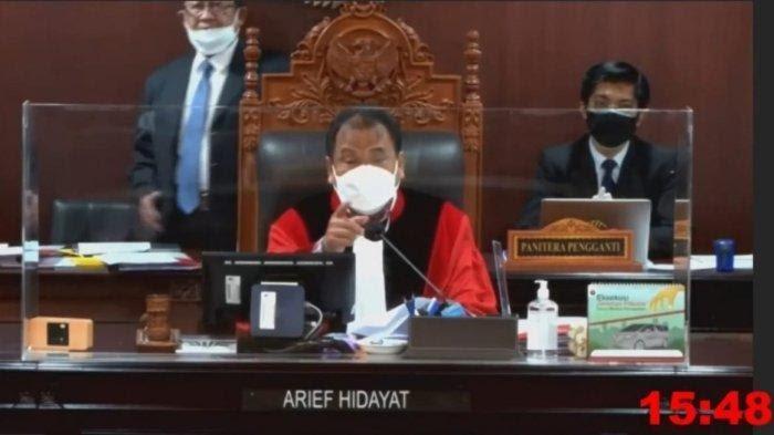 Kubu AA RS Serahkan Sepenuhnya Pada Hakim