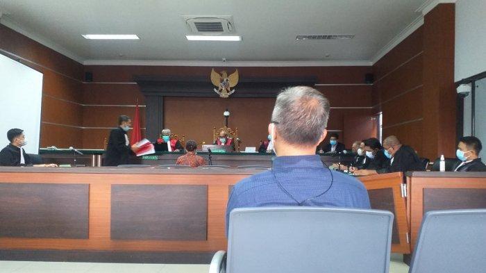 Jaksa Minta Hakim Tolak Eksepsi Kuasa Hukum Vonnie Panambunan