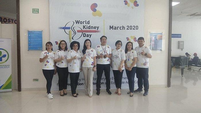 Siloam Hospital Manado Adakan Talk Show Penyakit Ginjal Untuk Masyarakat