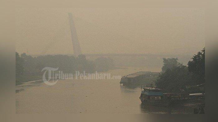 PERINGATAN Dini BMKG Senin 16 September 2019, Wilayah Dengan Udara Buruk Karena Kebakaran Hutan