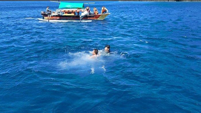 Ternyata Suleman Memang Tak Bisa Berenang, Tapi Tetap Terjun ke Laut