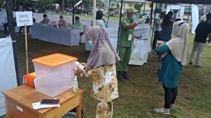 KPU Bolmong Imbau Warga Tak Takut Memilih, KPPS Positif Tidak bertugas