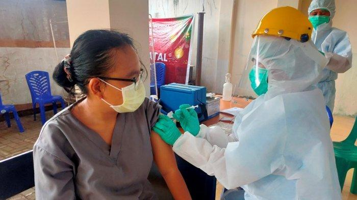 Pemkab Minahasa Utara Tugaskan 18 Vaksinator Tangani Vaksinasi Covid-19