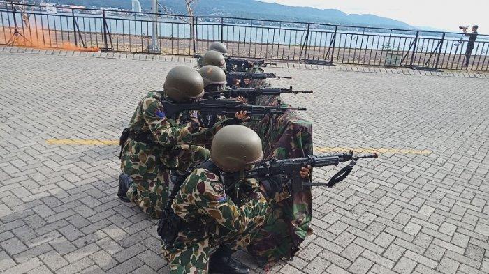 8 Terduga Teroris Ditangkap di Bitung, Bekasi & Tegal:Akan Manfaatkan Momentum Unjuk Rasa di Jakarta