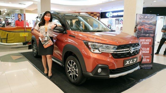 Beli Suzuki Xl7 Sekarang Angsuran Mulai Rp 120 Ribuan Per Hari Tribun Manado