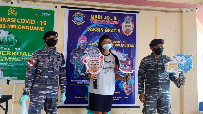 Sinergi tercipta antara TNI Angkatan Laut Lanal Melonguane, TNI Angkatan Darat Kodim 1312/Talaud dan Pemda Kabupaten Kepulauan Talaud.