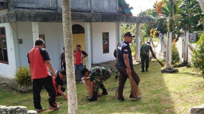 Sinergitas TNI-Polri di Ujung Indonesia Ini Makin Solid Jelang Hari Bhayangkara ke-73