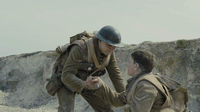 SINOPSIS FILM 1917, Tayang Mulai 22/1/2020: Kisah Perjuangan Dua Pemuda di Masa Perang Dunia Pertama