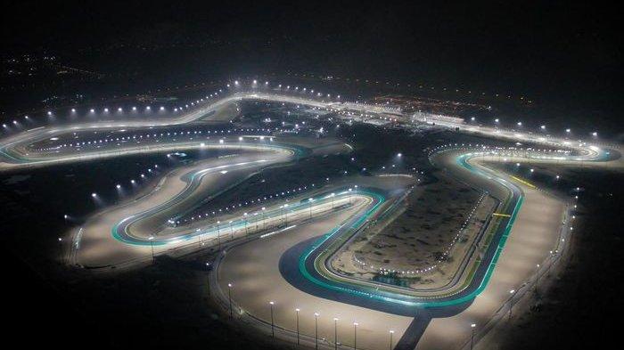 Sirkuit Losail, Qatar, lokasi race pembuka MotoGP 2021