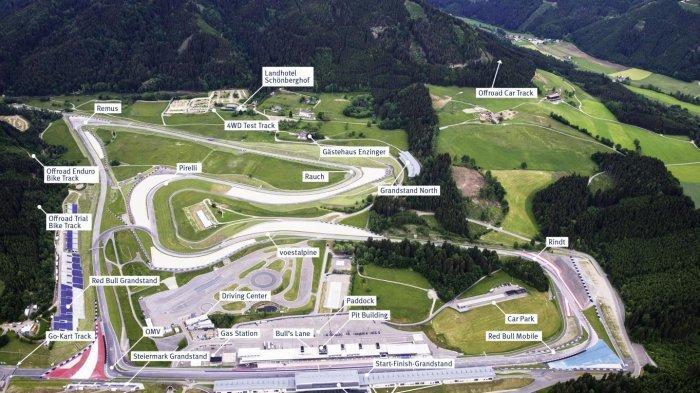 Catatan Menarik MotoGP Styria: Wilayah Kekuasaan Ducati hingga Kutukan Marc Marquez
