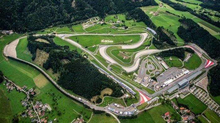 Sirkuit Red Bull Ring, Austria.