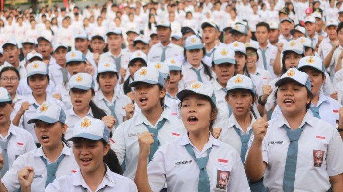 Minahasa Berganti Status Jadi Zona Oranye, Wuwungan: Belajar Mengajar Masih Pakai Metode Daring
