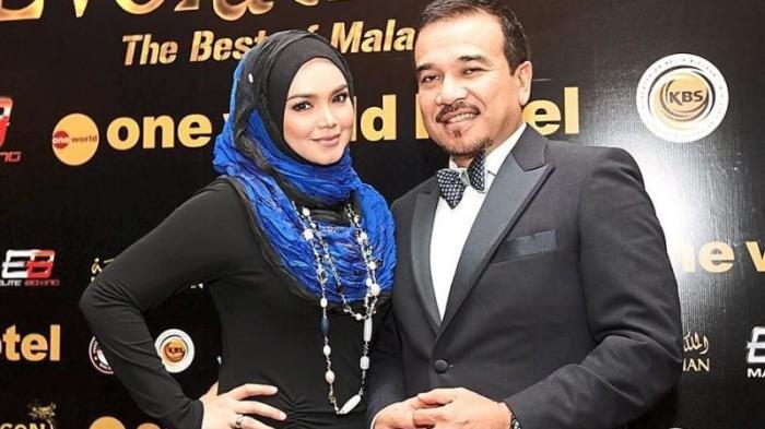 Masih Ingat Siti Nurhaliza? 15 Tahun Jadi Istri Miliarder, Hidup Harmonis, Rumah Mewah Bak Istana