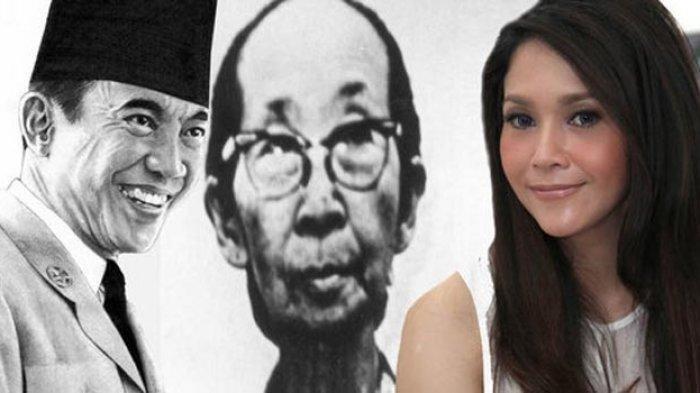 Sosok Nenek Maia Estianty, Ternyata Istri Pertama Presiden Soekarno, Ini Kisahnya