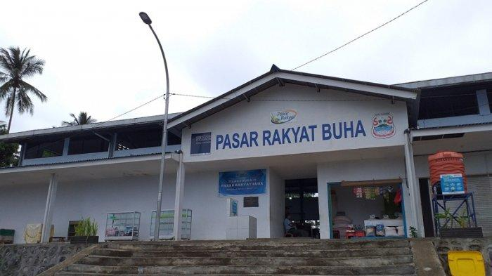 Pasar Buha Sepi Pembeli, Pedagang Minta Pemkot Manado Tegas