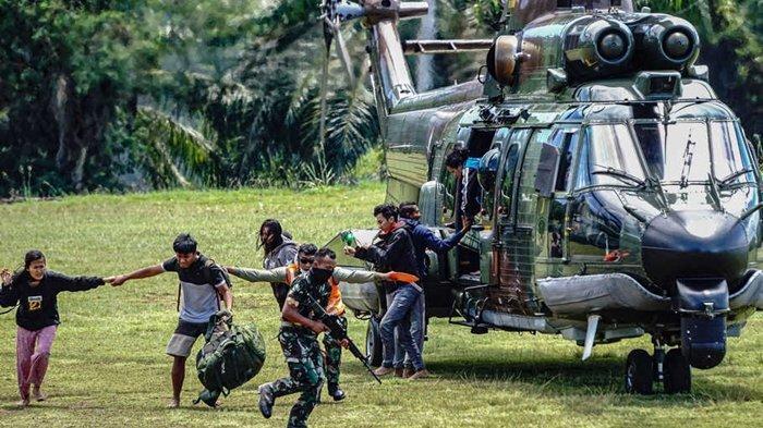 Situasi Terkini di Kiwirok-Papua Tidak Kondusif karena KKB, Nakes dan Prajurit TNI Gugur