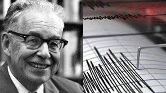 Sosok Pencetus Skala Richter, Berawal Dari California, Ini Rician Ukuran Kekuatan Gempa