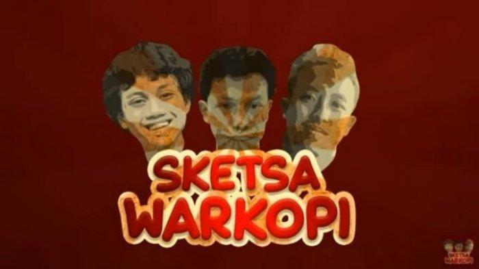 Sketsa <a href='https://manado.tribunnews.com/tag/warkopi' title='Warkopi'>Warkopi</a>.