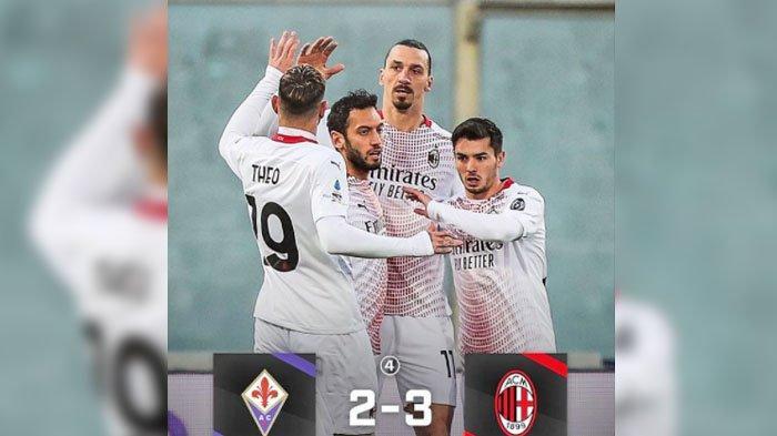 KLASEMEN Liga Italia Setelah Juventus Kalah dari Benevento & AC Milan Menang dari Fiorentina