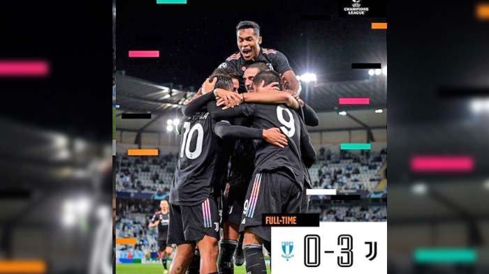 Pernyataan Massimiliano Allegri Usai Juventus Menang Tadi Dini Hari di Liga Champions