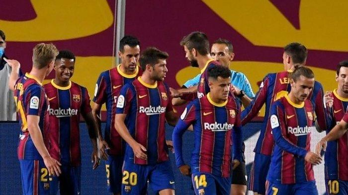 Live Streaming Liga Spanyol Athletic Bilbao vs Barcelona, Akses di TV Online Berikut Ini