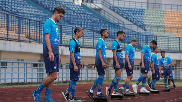 Skuad pemain Persib Bandung