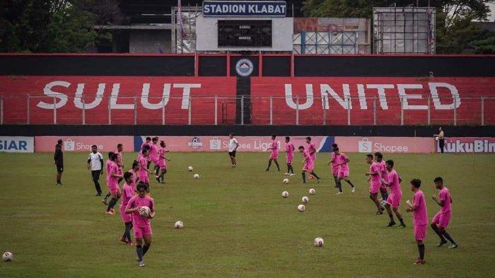 PSSI Batalkan Kompetisi 2020-2021, Kontrak Skuad Sulut United Berakhir