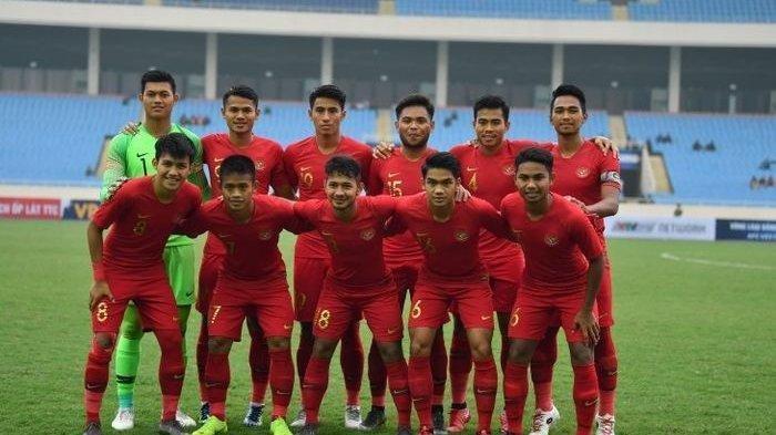Timnas Indonesia Bakal Menjajal Kekuatan Yordania Jelang Kualifikasi Piala Dunia 2022