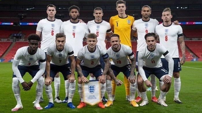 Skuad Inggris Paling Siap di Euro 2020, Ini Daftar Pemain yang Akan Diboyong Gareth Southgate