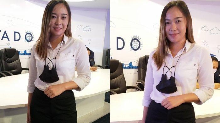 Ini Harapan Gadis Cantik Smitha Warouw Terhadap Wali Kota Manado yang Baru