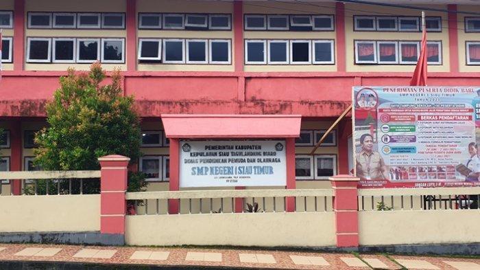 SD dan SMP se Kabupaten Sitaro Mulai Belajar Tatap Muka