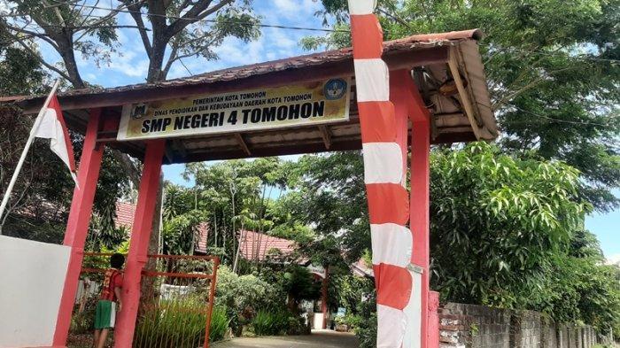 SMP N 4 Tomohon Bakal Dibangun Toilet Seharga Rp 149 Juta, Paula Osak: Bukan Kami yang Usul