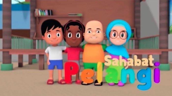 Soal & Jawaban TVRI Jumat 4 September 2020 untuk Kelas 1-3 hingga 4-6 SD, Sahabat Pelangi Memancing