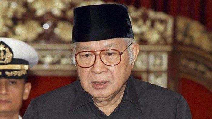 Presiden Soeharto Lengser pada 21 Mei 1998, Ini Penyebab Tumbangnya Orde Baru