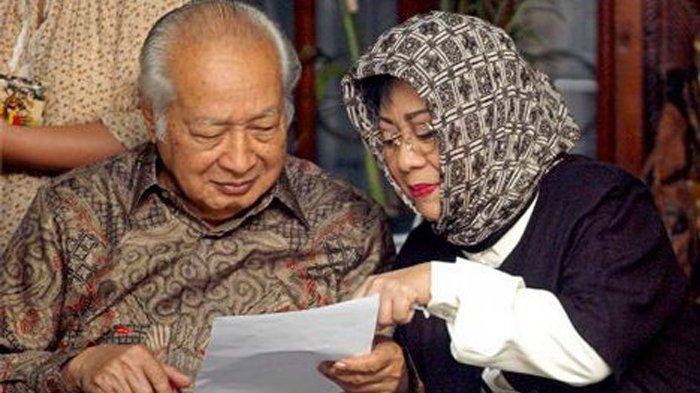Asal Nama Mbak Tutut, Anak Pertama Mantan Presiden Soeharto dan Ibu Tien, Dulu Pernah Jadi Menteri