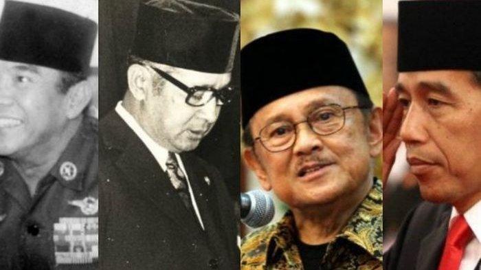 Pemimpin Lahir Juni: Soekarno, Soeharto, Habibie, Jokowi