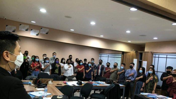Sambut Hari Kebangkitan Nasional, SGB Manado Kumandangkan Indonesia Raya