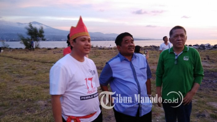 Soni Sumarsono Mengaku Terkejut Banyak Turis Asing di Sulut
