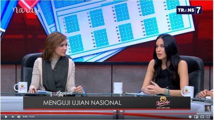 Singgung Pemerintah, Aktris Sophia Latjuba Bongkar Ketidakadilan dalam Pelaksanaan Ujian Nasional