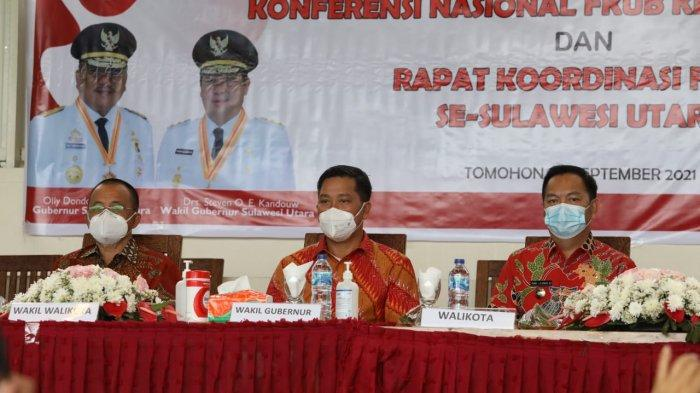Wagub Sulut Steven Kandouw Optimistis Pekan Kerukunan di Sulut Jadi Spotlight Internasional